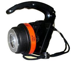 Фонарь фара ручная взрывозащищенная светодиодная ФР-ВС М Экотон-5
