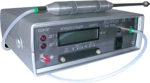 Переносной двухдетекторный газоанализатор КОЛИОН-1В-02