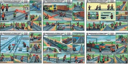 Инструкция путевые работы ржд