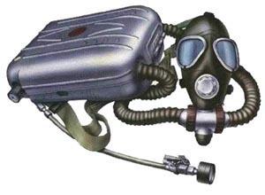 Кислородный изолирующий противогаз КИП-8