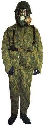 Комплект защитный ОЗК-Ф