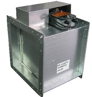 Клапан противопожарный КПС-1м(15)
