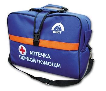 Укладка для оказания помощи в ДТП